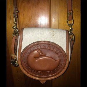 Vintage Dooney & Bourke  crossbody bag.